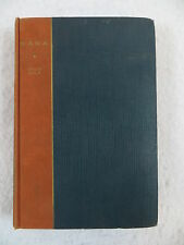 Emile Zola NANA Silhouette Illustrations by Fred Mayer Three Sirens Press 1933