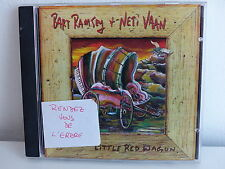 CD ALBUM BART RAMSEY / NETI VAAN Little red wagon jm0012