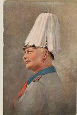 10481 AK König Friedrich August v. Sachsen in Uniform 1915 Militär