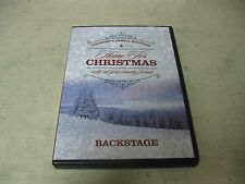 GABRIEL COUNTRY'S  FAMILY REUNION HOME FOR CHRISTMAS  BACKSTAGE MUSIC DVD
