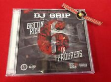 DJ Grip DJ Since Gettin' Rich In Progress 6 Texas Rap 4 Disc set Piranha Records