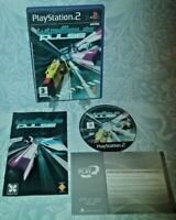 WIPEOUT PULSE PS2 Video Game Sony Playstation 2 UK PAL Rare Racing Play station