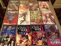 25 MARVEL COMIC BOOKS WHOLESALE JOB LOT MODERN AGE NEW GRAB BAG BARGAIN