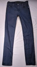 J. Lindberg Stockholm Jay Slim Fit Dark Wash Jeans 30 X  34