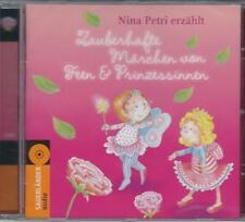 CD-Nina Petri erzählt Zauberhafte Märchen von Feen und Prinzessinnen- Neu & OVP