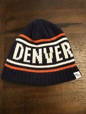 Denver Broncos Beanie/Sport Knit Hat - Multicoloured