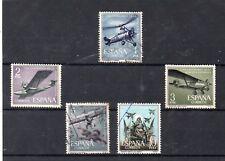 España Cincuentenario de la Aviación Española Serie año 1961 (DV-157)