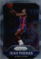 2015-16 Panini Prizm Detroit Pistons Basketball Card #257 Isiah Thomas