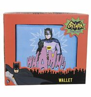 Batman Wallet Official licensed product Great gift for your Batman or Robin!