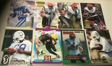 LOT OF 8 MARSHALL FAULK ROOKIE CARDS ROOKIE CARDS
