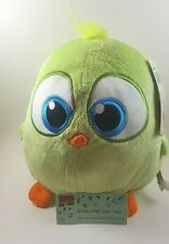 "OFFICIAL 8"" ANGRY BIRD GREEN HATCHLINGS ANGRY BIRDS THE MOVIE PLUSH SOFT TOYS"