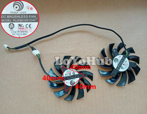 New For MSI R6850 R6870 R6790 460GTX 560 570 580GTX graphics fan PLD08010S12HH
