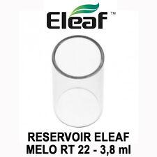Réservoir / Tube PYREX ELEAF MELO RT 22 - 3,8ML - Couleur Transparent