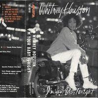 I'm Your Baby Tonight by Whitney Houston, Stevie Wonder (Cassette, 1990, Arista)