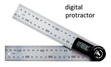 Japanese ruler / Carpenter's Tool / stainless digital protractor