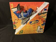Vintage 2002 Nickelodeon Rocket Power Inline Skates Youth Size 10 -13 New Box