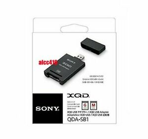 Sony XQD Card Reader QDA-SB1 USB3.1 Genuine AU