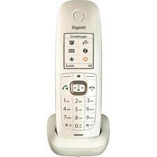 Gigaset terminal móvil con cargador cáscara fritzfon 7120 7150 7270 nuevo cl540h cl540a 540