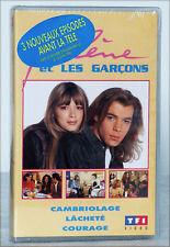 1 Cassette VIDEO, VHS,  d'HELENE et les GARCONS du Club DOROTHEE, sous blister.
