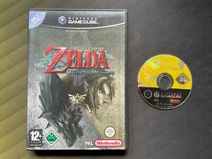 The Legend of Zelda: Twilight Princess · Nintendo Gamecube · PAL · DHL Versand