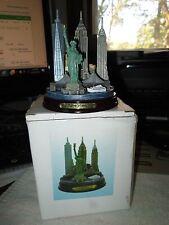 Statute of Liberty Figurine New York Harbor ZIZOUSA Zizo USA New Never Displayed