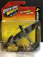 2011 MAISTO TAILWINDS RAF Green SUPERMARINE SPITFIRE MK.V New On Card