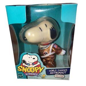 1999 Snoopy World Famous Collection Astronaut Figure Peanuts NIB C1
