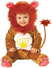 Mignon Lion Costume pour petits enfants NEUF - Fille Carnaval habillage