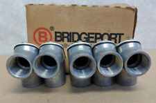 Box of 5 Bridgeport 81-DC Pull Elbow