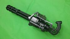 Vulcan M134 electric toy automatic gun galting minigun XM196 gau m61 prop aeg