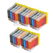 20 Patronen für Brother LC970 DCP135C MFC240C DCP130C DCP150C MFC235C MFC440CN j
