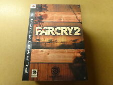PS3 GAME / FAR CRY 2 SPECIAL LIMITED COLLECTOR'S EDITION (PLAYSTATION)