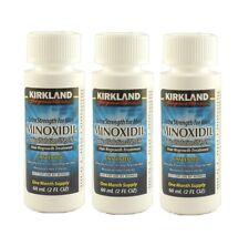Kirkland Signature Minoxidil 5% Mens Hair Loss Treatment 3 Month 12/21