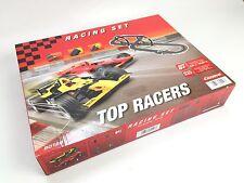 "Carrera Rennbahn ""Racing Set Top Cars"" Modell 80128 mit 2 Formel1 Rennwagen"
