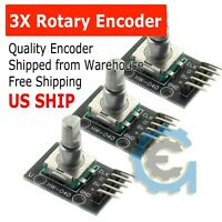 3X Rotary Encoder Module Brick Sensor Development Board For Arduino