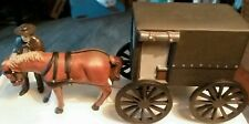 New ListingHeritage Village Collection Dept 56 Amish Buggy #5949-8 in Excellent Condition