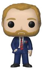 FUNKO POP! BRITISH ROYAL FAMILY -  PRINCE HARRY - NEW IN WINDOW BOX
