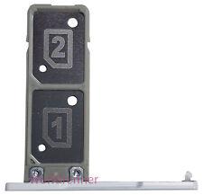 SIM Dual Bandeja W Tarjeta Sim Card Tray Holder Sony Xperia XA1 Ultra Dual