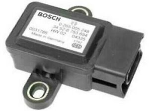 BMW 1998-2005 DSC Yaw Sensor BOSCH Longitudinal Rotational Speed Acceleration