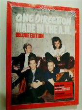 One Direction – Made In The A.M. 88875157302 US CD, Album, Deluxe Edition SEALED