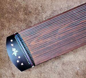 "49"" Travel Guzheng Harp Chinese instrument zither Koto 21-String #02503"