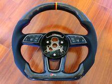 Audi A3/S3/RS3 Carbon Fiber Steering Wheel