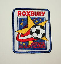 3 Soccer Assoc Team Club Roxbury New Jersey Outback Classic Patch New Nos 1990s