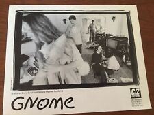 Gnome Vintage Press Photo- Loren Evans, David Bond, Malette Maloney, Ron Garcia