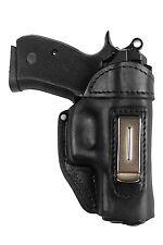 IWB 3 cuero cinturón holster para CZ 75d Compact 75 d cz75 manera camilla ocultas