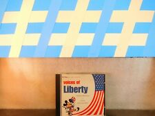 Walt Disney's Records Presents Voices of Liberty by Various Artists (CD,