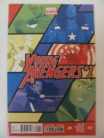 Young Avengers #1 Marvel Comics 2013 Series 9.4 Near Mint