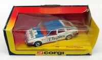 Corgi Appx 13cm Long Diecast Model Car 340 - Rover #1 Triplex