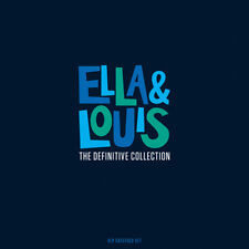 Ella & Louis - The Definitive Collection (Gatefold 180g Vinyl 4LP) NEW/SEALED