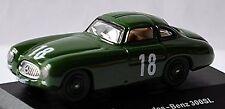Mercedes-Benz 300 SL #18 GP Bern 1952 Ganador K.Kling 1:87 verde